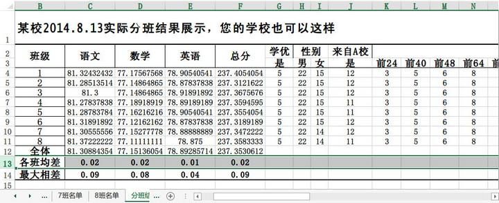 JingFB精良分班软件截图2