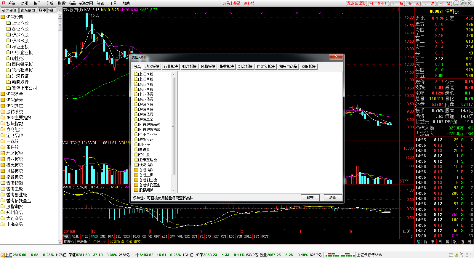 东海证券超强版截图2