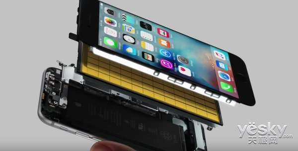 TrendForce报告:苹果iPhone7将标配32GB ROM