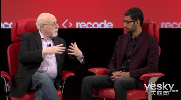 谷歌CEO:Nexus设备设计更多将由谷歌负责