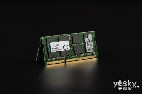 升级之选 金士顿KCP3L16SD8笔记本内存评测