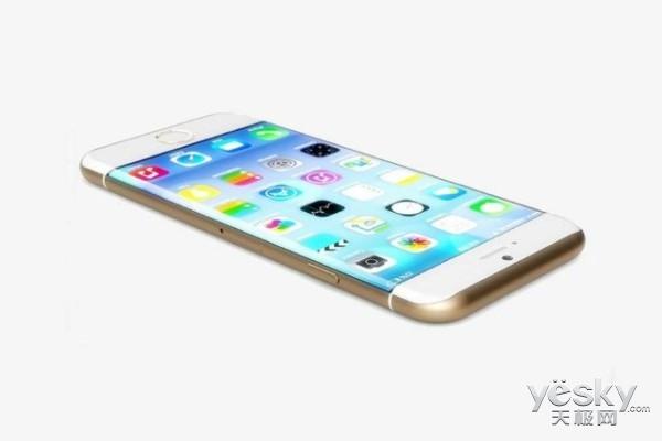 2017年 iPhone就可以搭载上双曲面屏了