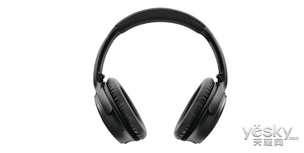 没有耳机线更摇摆: Bose推出无线降噪耳机