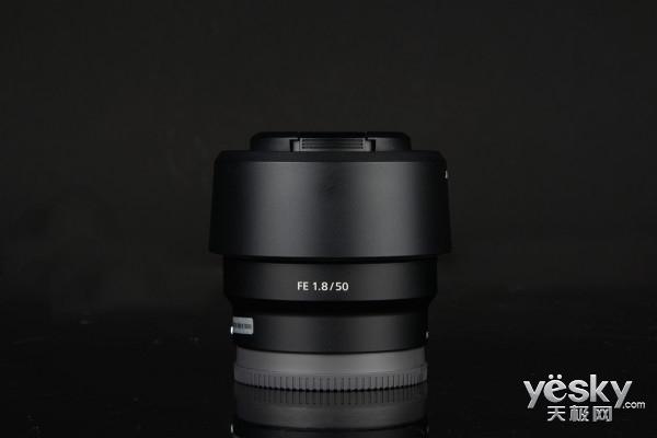 标准定焦 索尼FE 50mm F1.8镜头外观评测