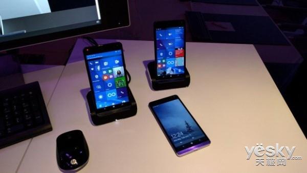 惠普Win10 UWP应用现身 或Elite X3手机独享