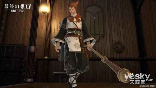 悟空来了《最终幻想14》国服3.2版专属特典