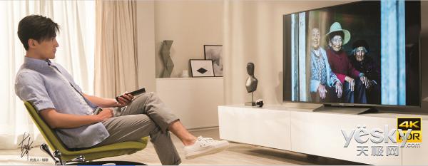 开启4K新视觉 索尼55英寸4K电视X8500D评测