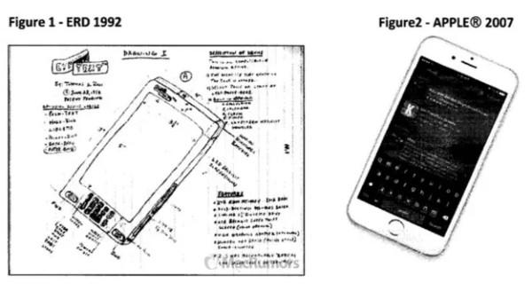男子怒告苹果iPhone侵权 要求赔偿100亿美元