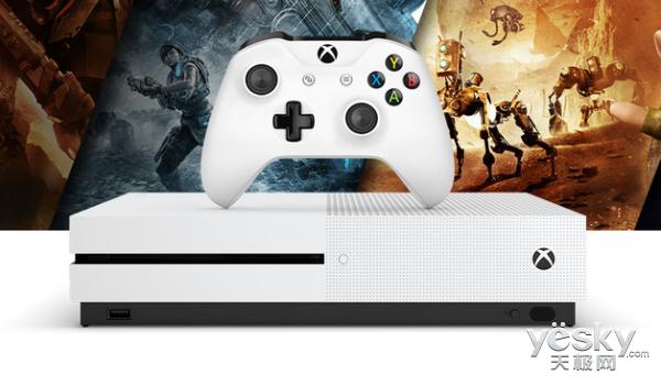 微软:2TB版Xbox One S预定量惊人 仅2657元