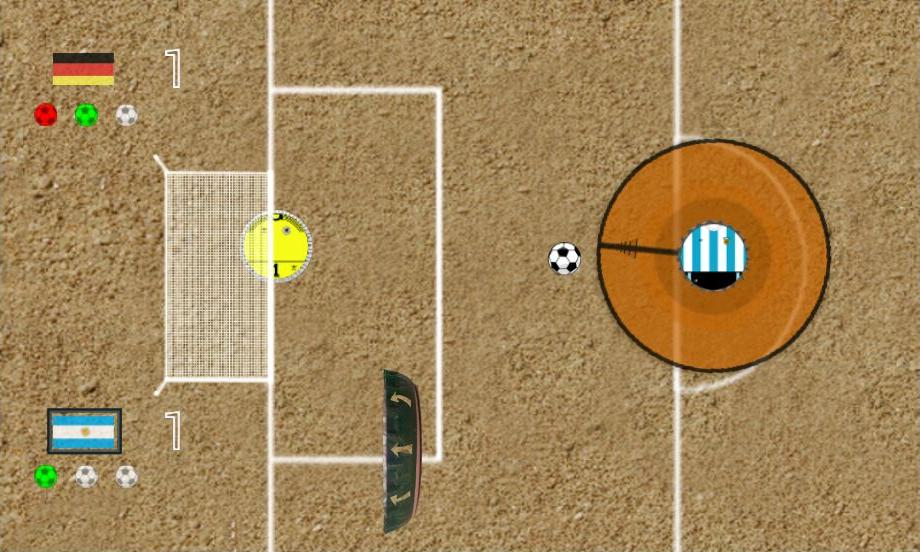 足球模拟器截图4