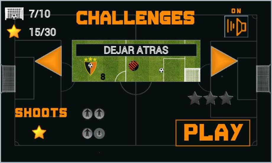 足球模拟器截图3