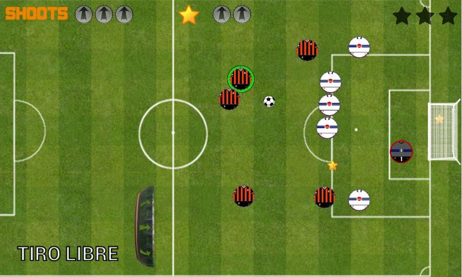 足球模拟器截图2