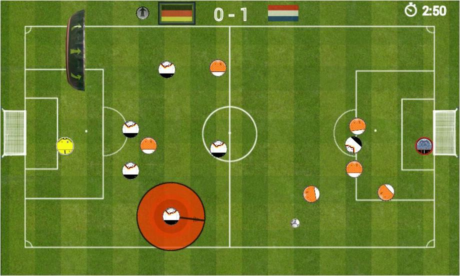 足球模拟器截图1