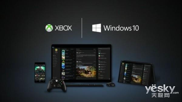微软:Xbox One所有游戏均将支持Win10系统