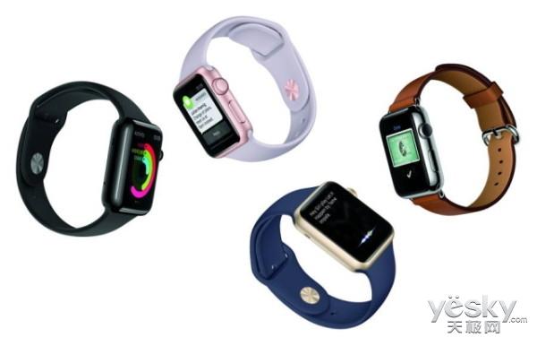 调查结果显示:Apple Watch用户满意度最高