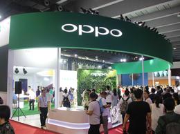 OPPO展台