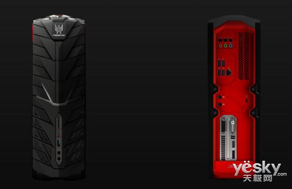 宏碁Predator G1限量版游戏PC开售 15000元