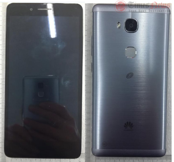 疑似华为Nexus 7P获FCC认证 形似荣耀5X