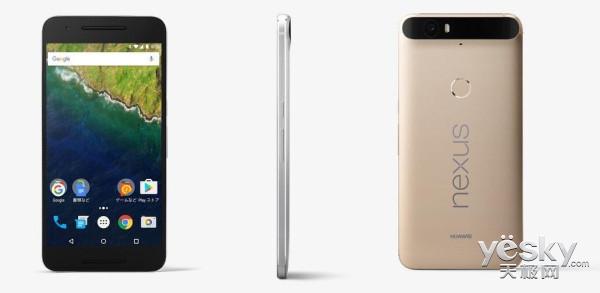 新款将至? 华为Nexus 6P全系降价100美元