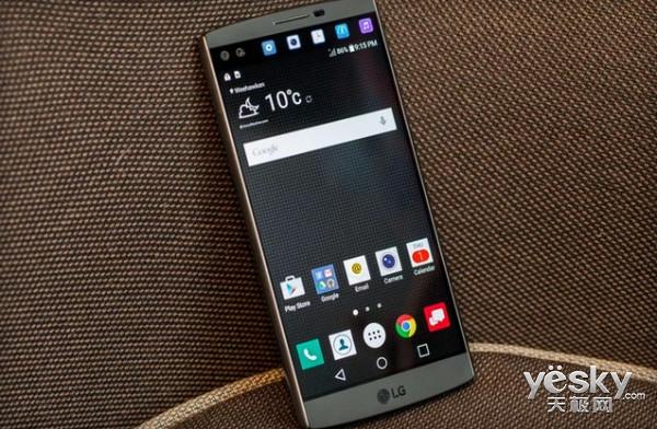 LG移动业务亏损 下半年盼V系列新旗舰拯救