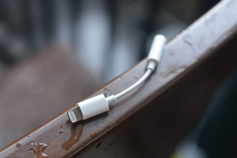 疑似苹果官方lightning耳机转换接头曝光