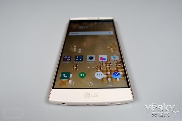 确定了:LG V20将于9月发布 预载Android 7.0