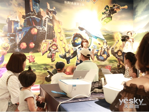 惠省携精彩助力 亲子游戏嗨翻乐高探索中心