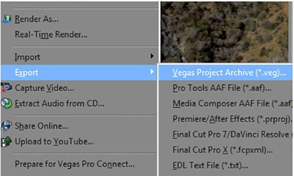 Vegas Pro(视频制作软件)截图1
