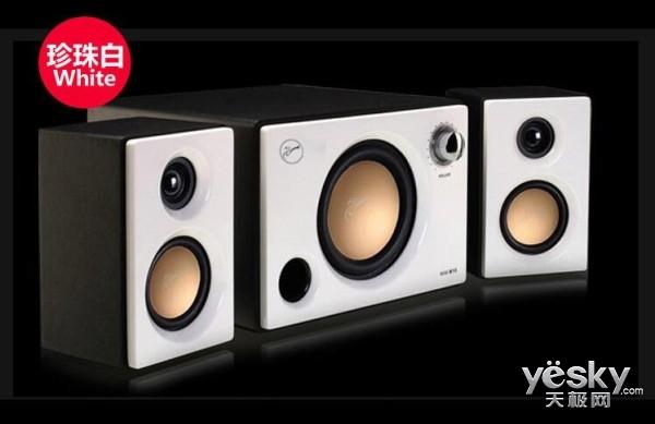 找回动听的声音 惠威M10多媒体有源音箱热销