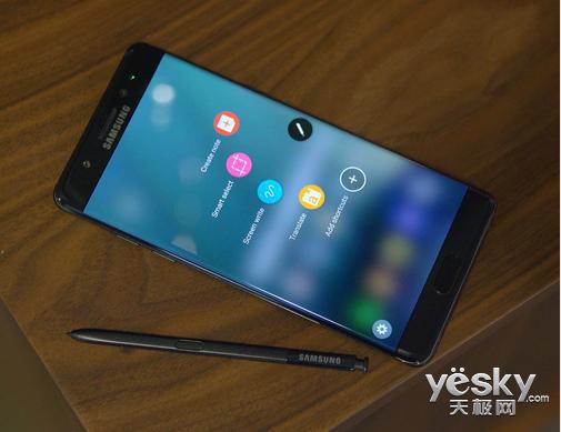 比S7还火!韩版三星Note7预售量3天突破20万