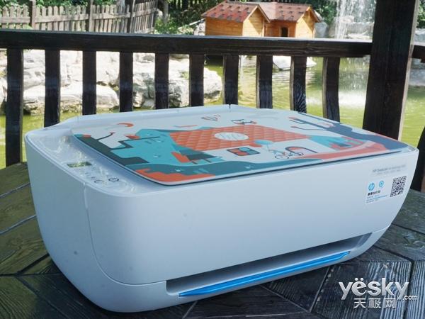 超强订制初见倾心 HP DeskJet 3636深度评测