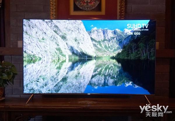有颜值更重内在 三星KS8800电视内涵评测