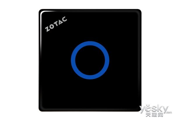 索泰高性能ZBOX MI551迷你办公PC发布