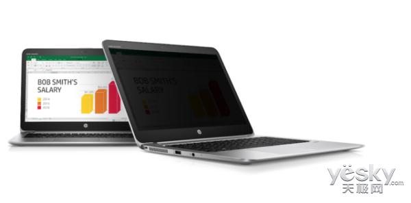 惠普下月推新型显示屏:有效防止电脑被偷窥