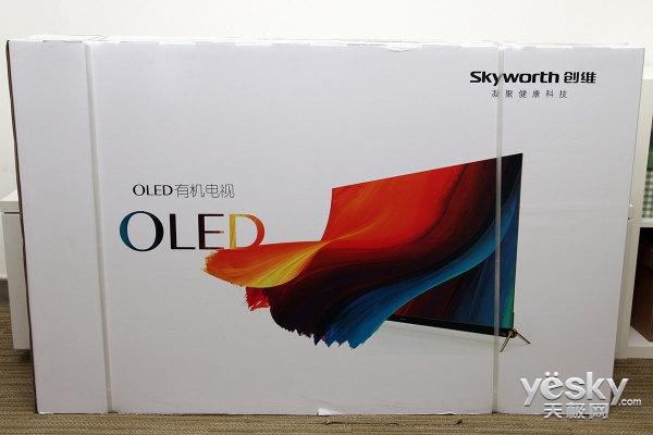 防蓝光护眼睛 创维OLED电视S9D评测