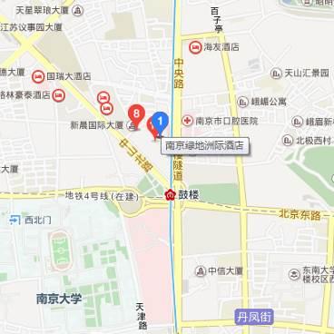 南京绿地洲际
