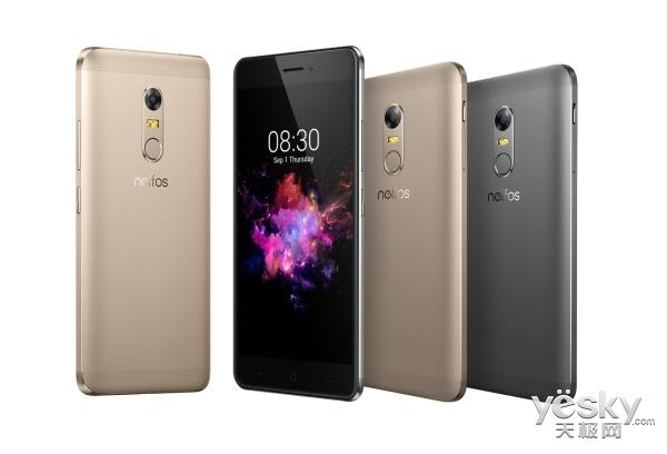 IFA2016:TP-Link发布全新品牌手机Neffos X