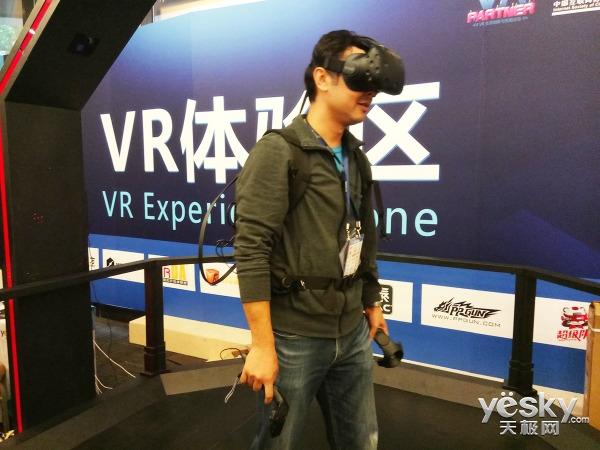 双电池支持热插拔 机械革命VR背包有搞头