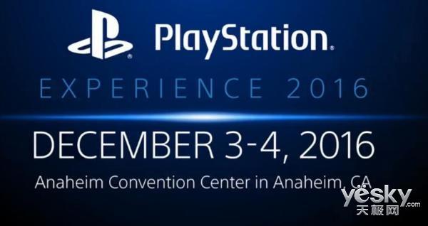 PSX 2016体验会时间敲定 PS4 Pro成看点