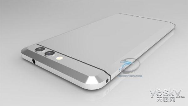 手机界的清流:无按键式HTC Ocean渲染图曝光