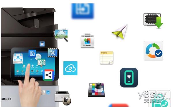 三星致力于推动打印行业智能化革命