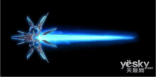 MOBA手游《自由之战》全新武器曝光