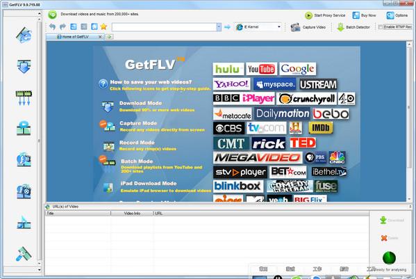 GetFLV截图1