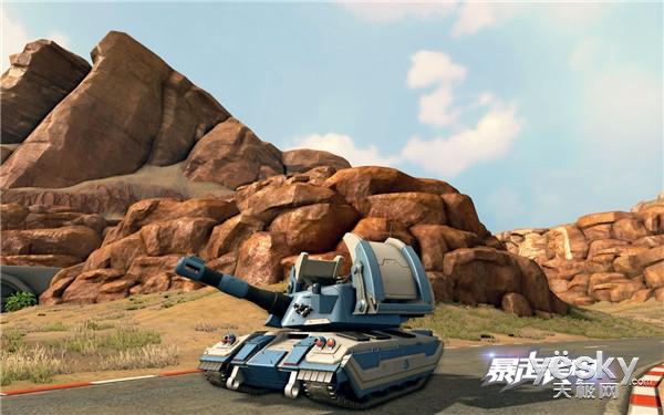 载具进级超强攻略老司机带你打《暴走装甲》