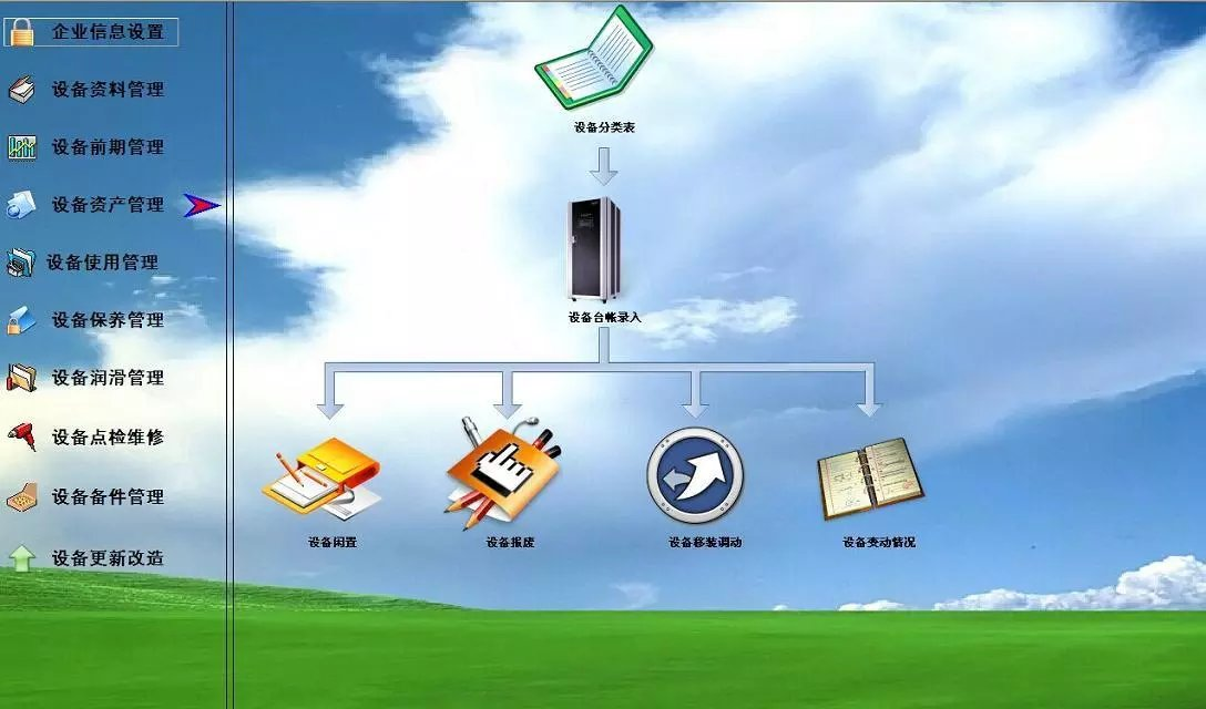 商行天下设备管理软件截图1