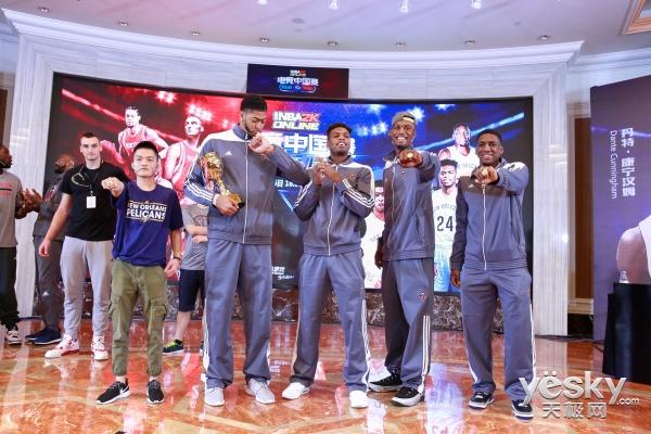 破200万收视《NBA2KOL》电竞中国赛再创新高
