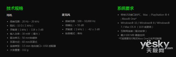 精准定位 Razer战神7.1环绕声游戏耳机评测