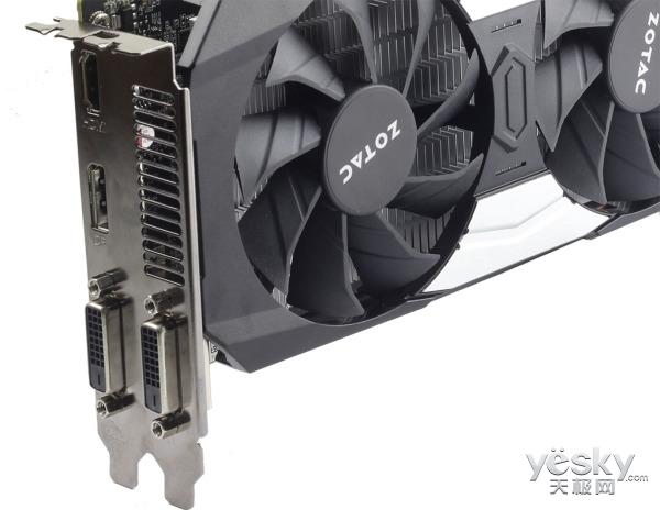 十全十美 索泰GTX 1050Ti 毁灭者 OC发布
