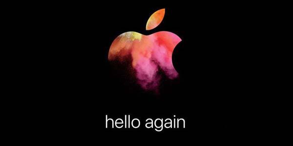 每日IT极热 苹果27日发布会只有3款MacBook