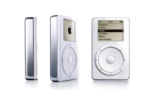 是否还记得它 苹果iPod已经15周岁啦